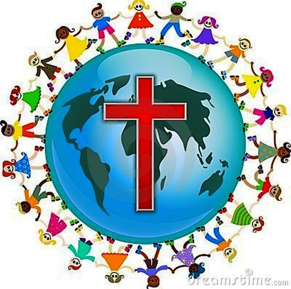 10 Christians in the world
